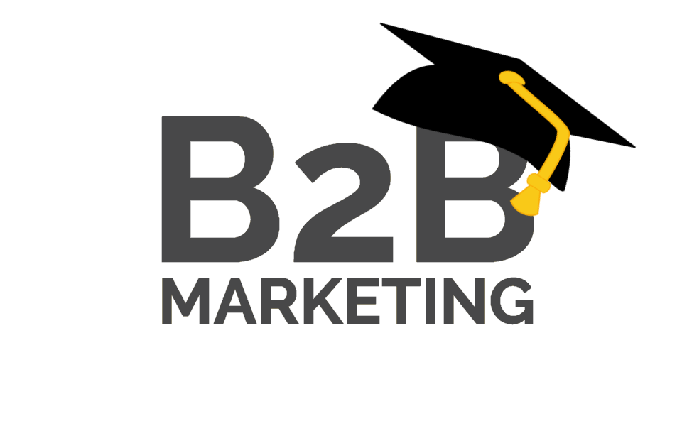 B2B marketing enrollment