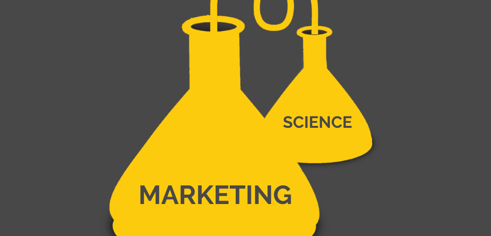 Marketing is a science for the